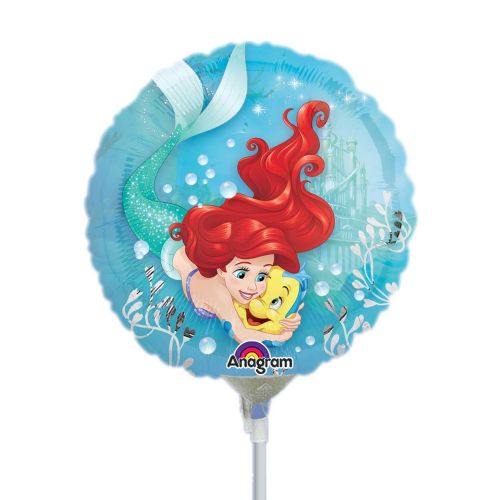 Little Mermaid Dream Big Mini Shape Flat